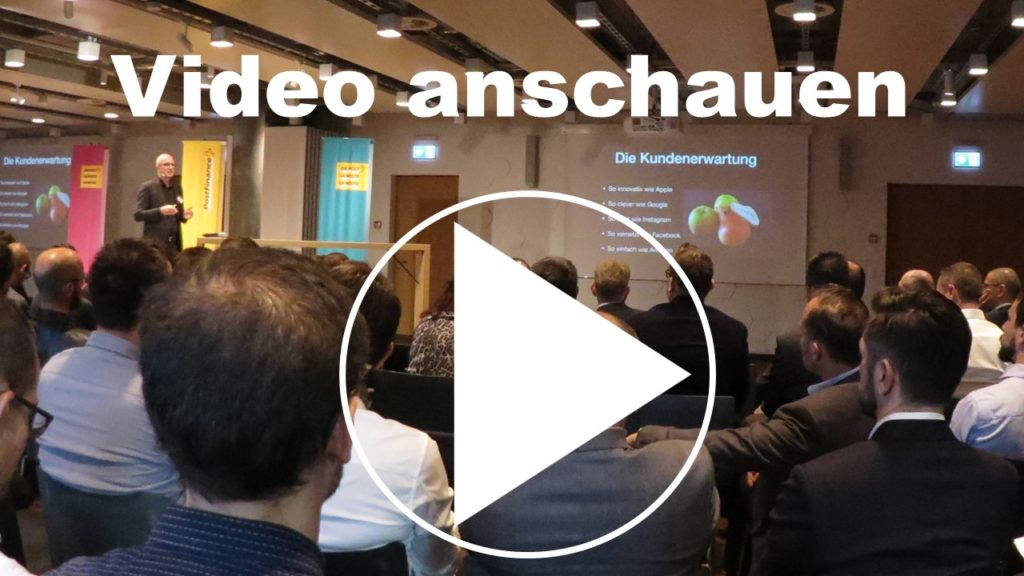 """""""E-Commerce-Experten Meeting an der Connecta in Bern."""""""