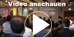 """E-Commerce-Experten Meeting an der Connecta in Bern."""